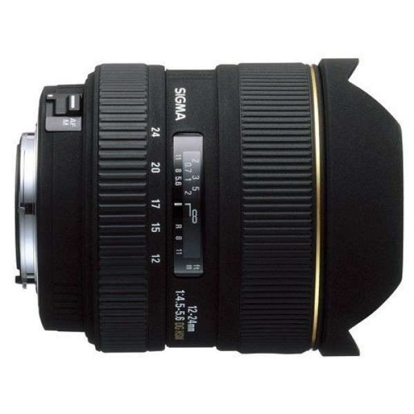 Sigma 12-24mm f/4.5-5.6 EX DG HSM for Nikon-90%