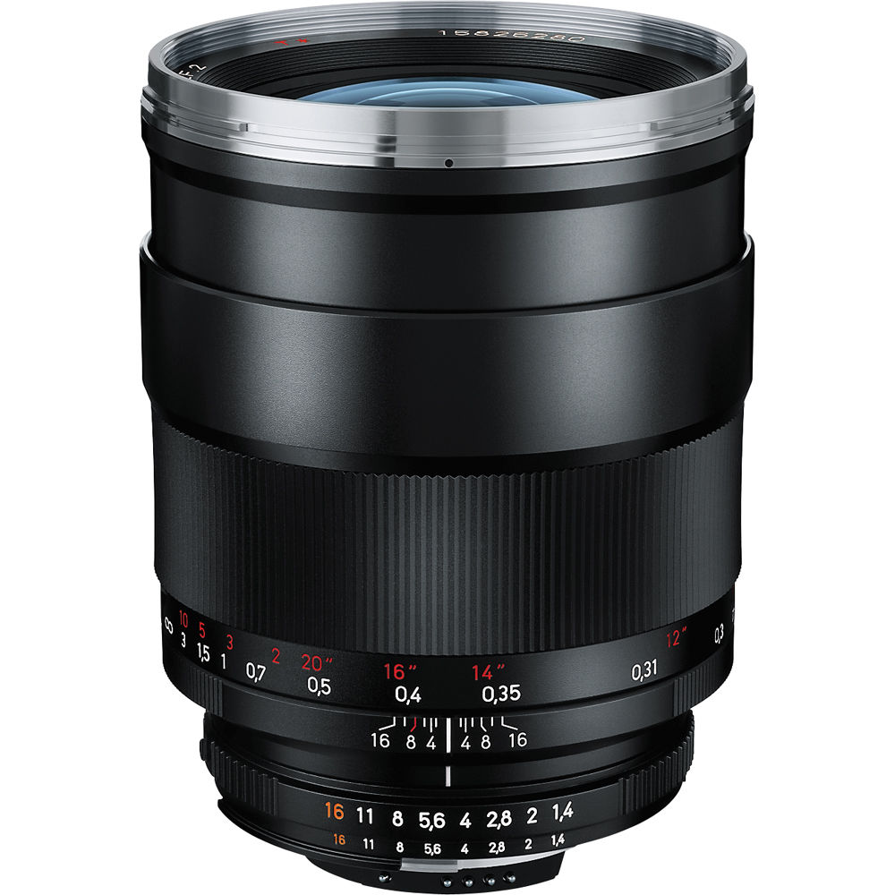 Carl zeiss 35mm F1.4 ZF2-Mới 95%