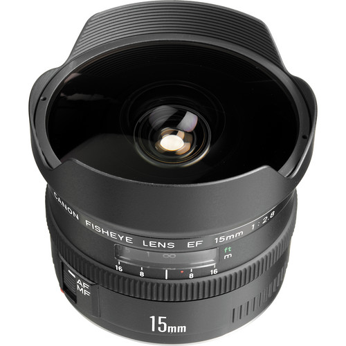 Canon 15mm F2.8 FISH EYE - Mới 95%