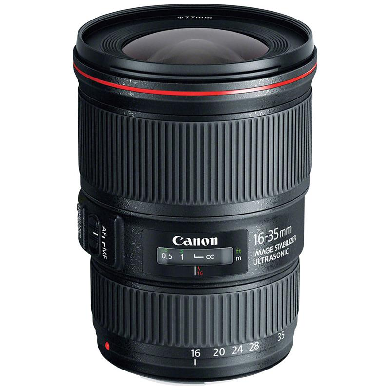 Canon 16-35mm F4 L IS USM-Mới 95%