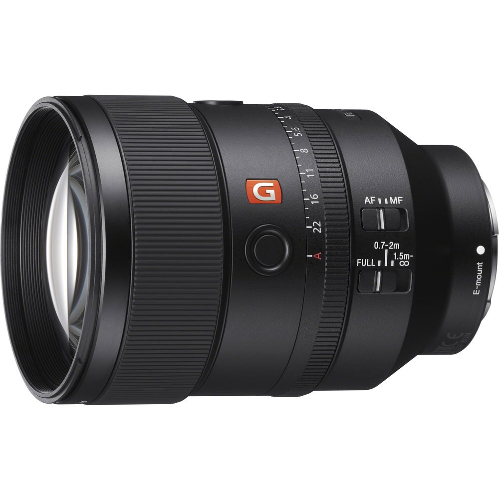 Sony 135mm f/1.8 GM FE - Mới 100%