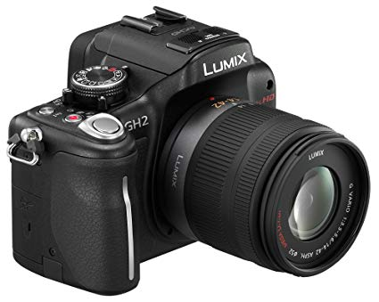 Panasonic Lumix DMC-GH2+14-42mm 90%