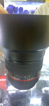 Samyang 85mm F1.4 - For Canon - Mới 99%