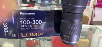 Panasonic Lumix G Vario 100-300mm F/4-5.6 - Mới 99%