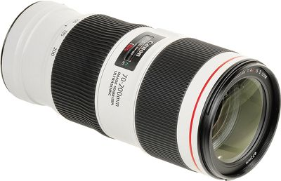 Canon 70-200mm F4 IS II USM - Mới 100%