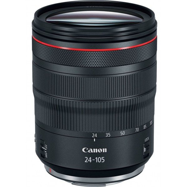 Canon RF 24-105mm f/4L IS - Mới 100%