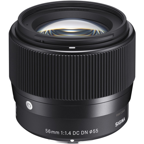 Sigma 56mm f/1.4 DC DN Contemporary - Mới 100%