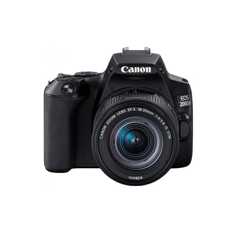 Canon 200D Mark II + 18-55mm IS STM - Mới 100%