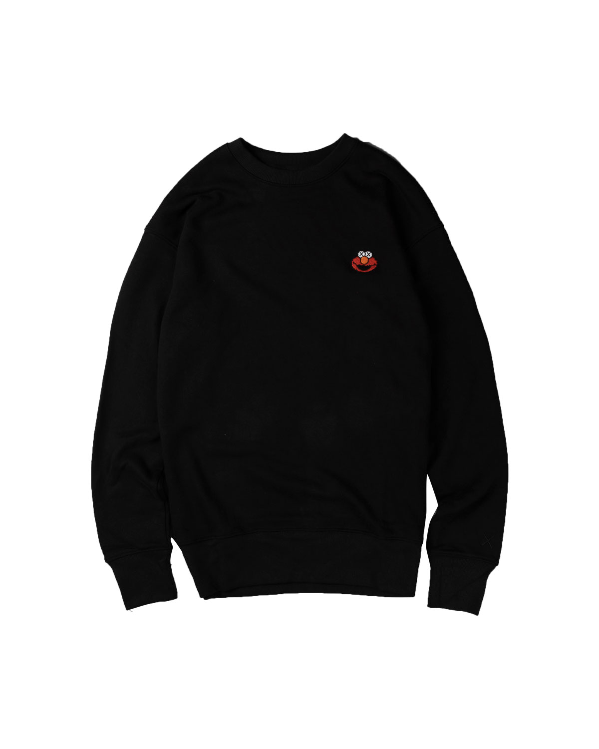 Uniqlo Sweater Kaws Sesame Black - M