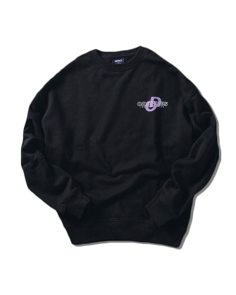 Spao Sweater Oddvibes Black - L