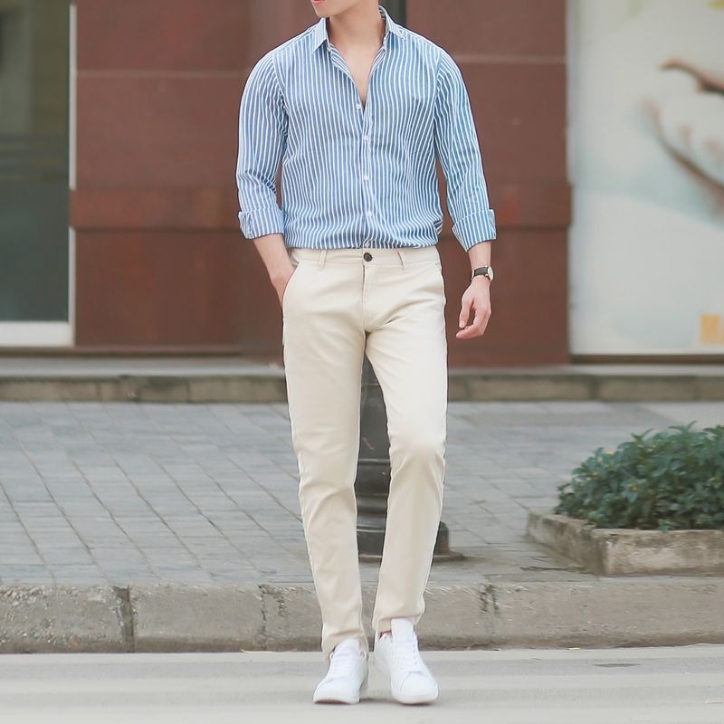 CHINOS trousers ZR