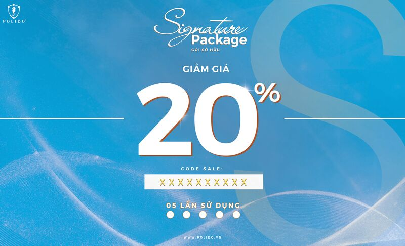 Signature Package 20%