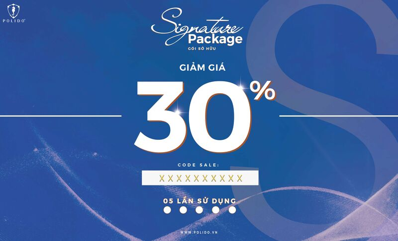 Signature Package 30%