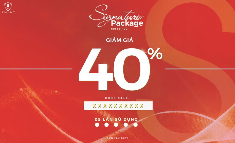 Signature Package 40%