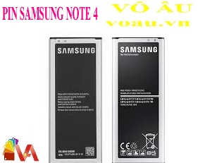 PIN SAMSUNG NOTE 4