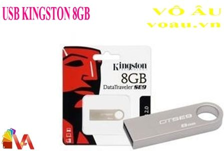 USB KINGSTON 8GB SE9
