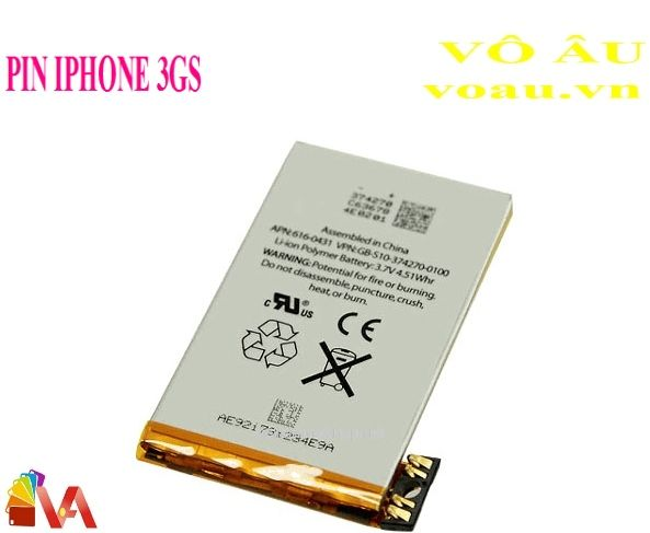 PIN IPHONE 3GS XỊN