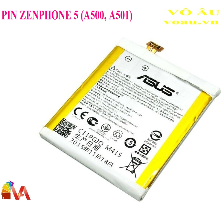 PIN ZENPHONE 5 A501