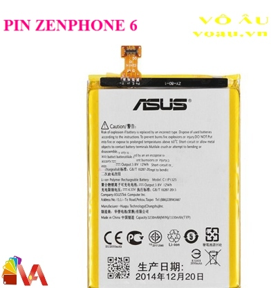 PIN ZENPHONE 6
