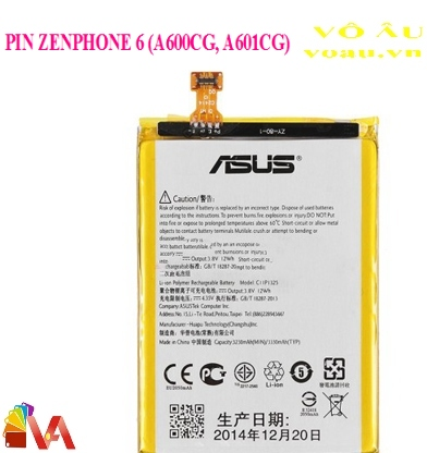 PIN ZENPHONE 6 A601CG