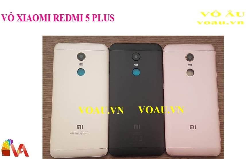 VỎ XIAOMI REDMI 5 PLUS