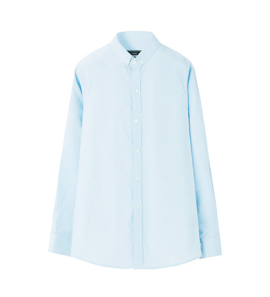 COTTON SHIRT (LIGHT BLUE)