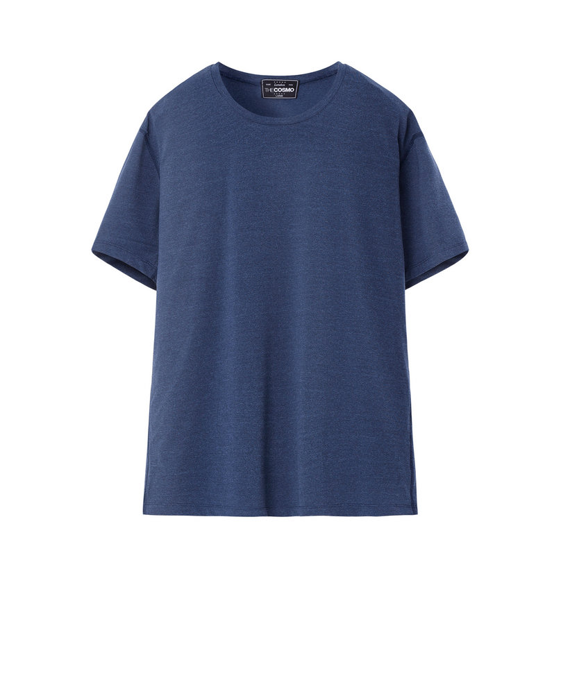 SLIM FIT TEE (BLUE)