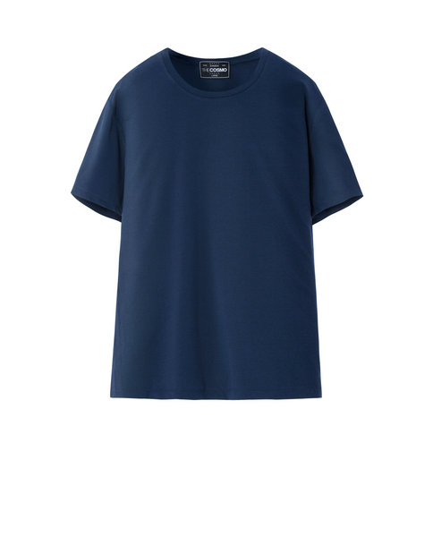 SLIM FIT TEE (NAVY)