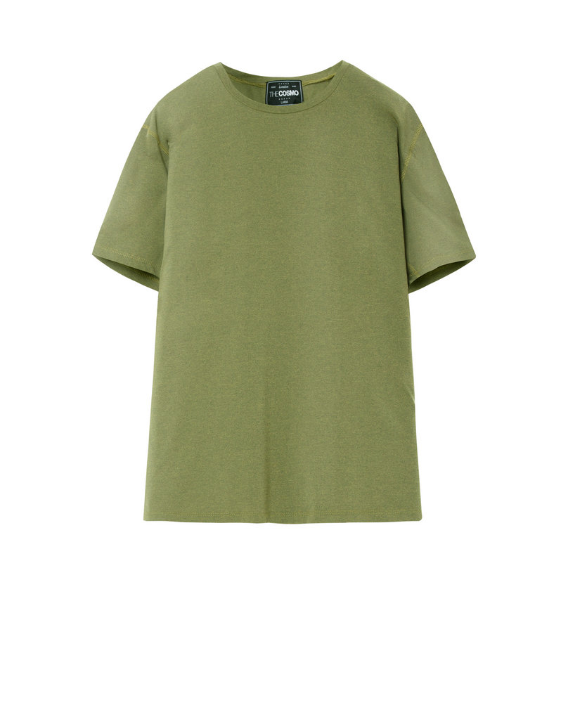 SLIM FIT TEE (GREEN)