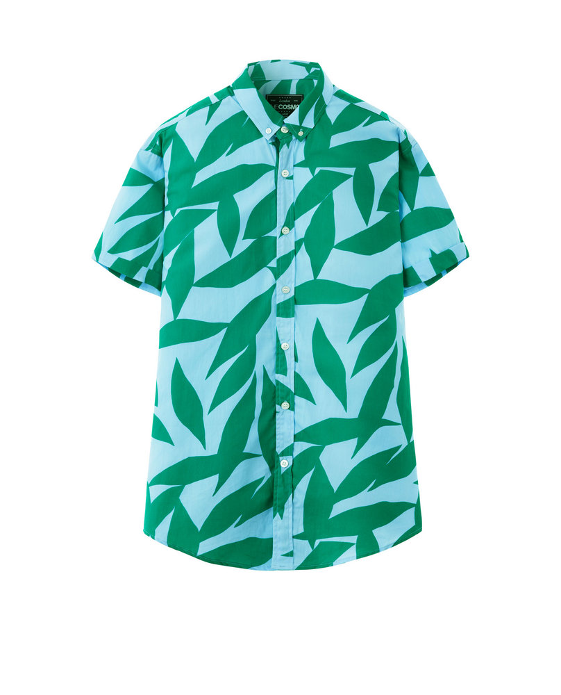 PRINTED SHIRT (LEAVE)