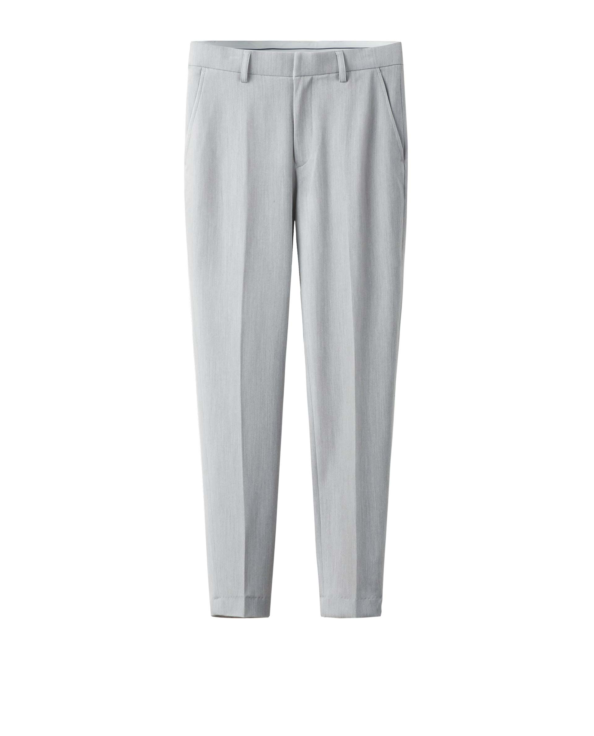 SMART TROUSERS (GREY)