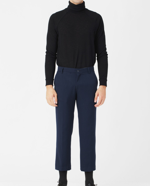CROPPED TROUSERS (MIDNIGHT)