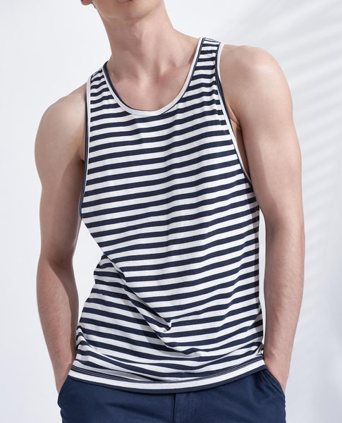 SLEEVELESS T-SHIRT (WB)