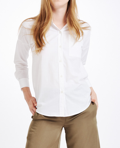 JULES SHIRT (WHITE)