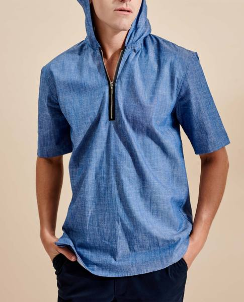 ANGUS SHIRT (DENIM)