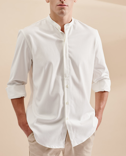 TOMIO SHIRT (WHITE)