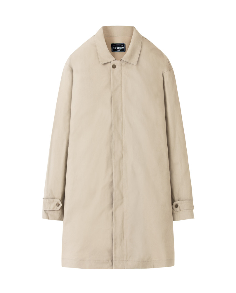 DUKE TRENCH COAT (BEIGE)