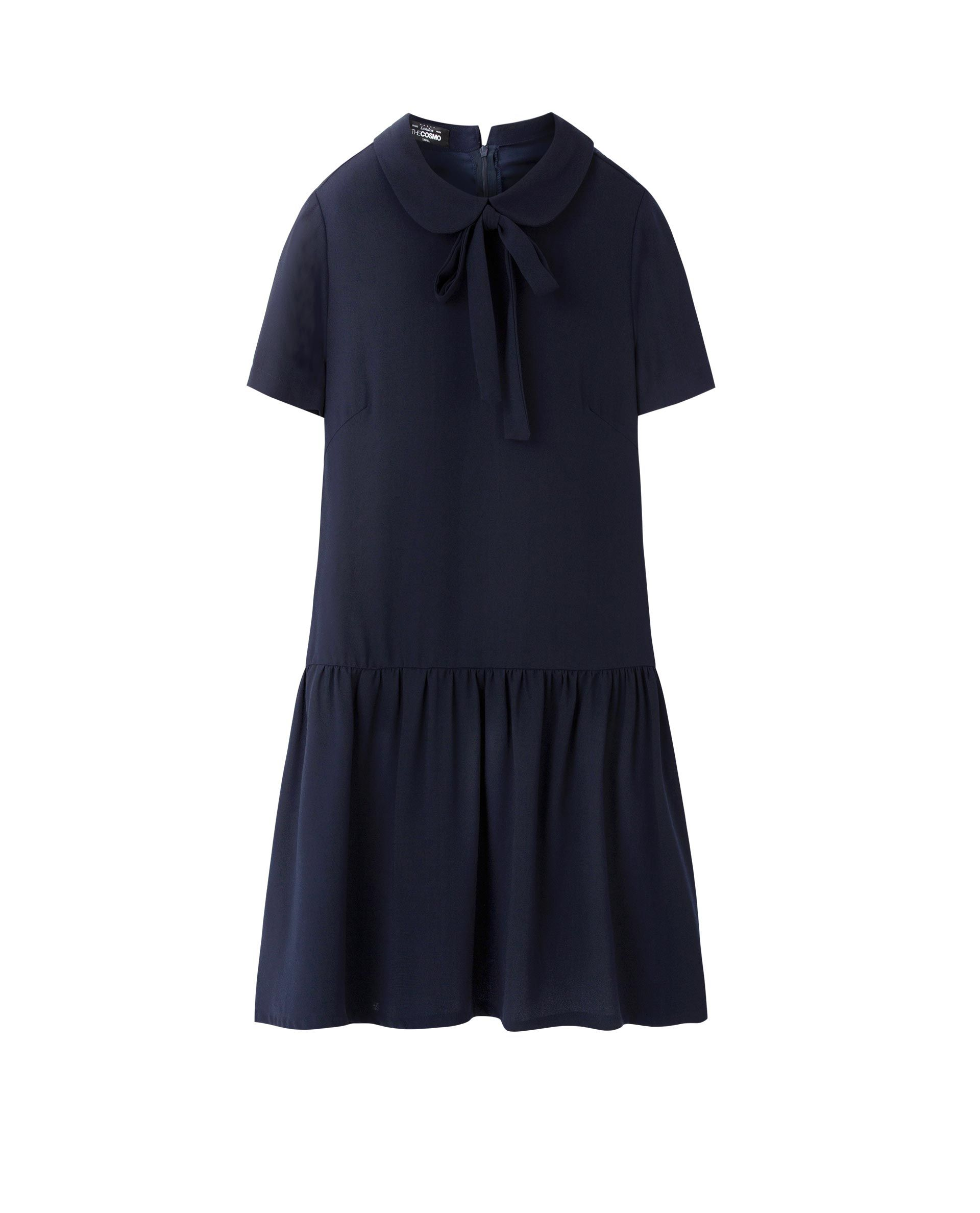BONNIE DRESS (NAVY)