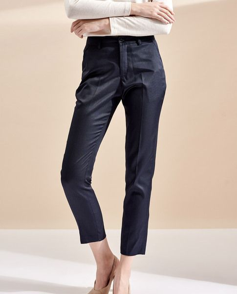 JOODY TROUSERS (NAVY)