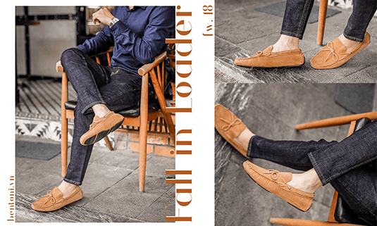 [NEW COLLECTION] FALL IN LOAFER
