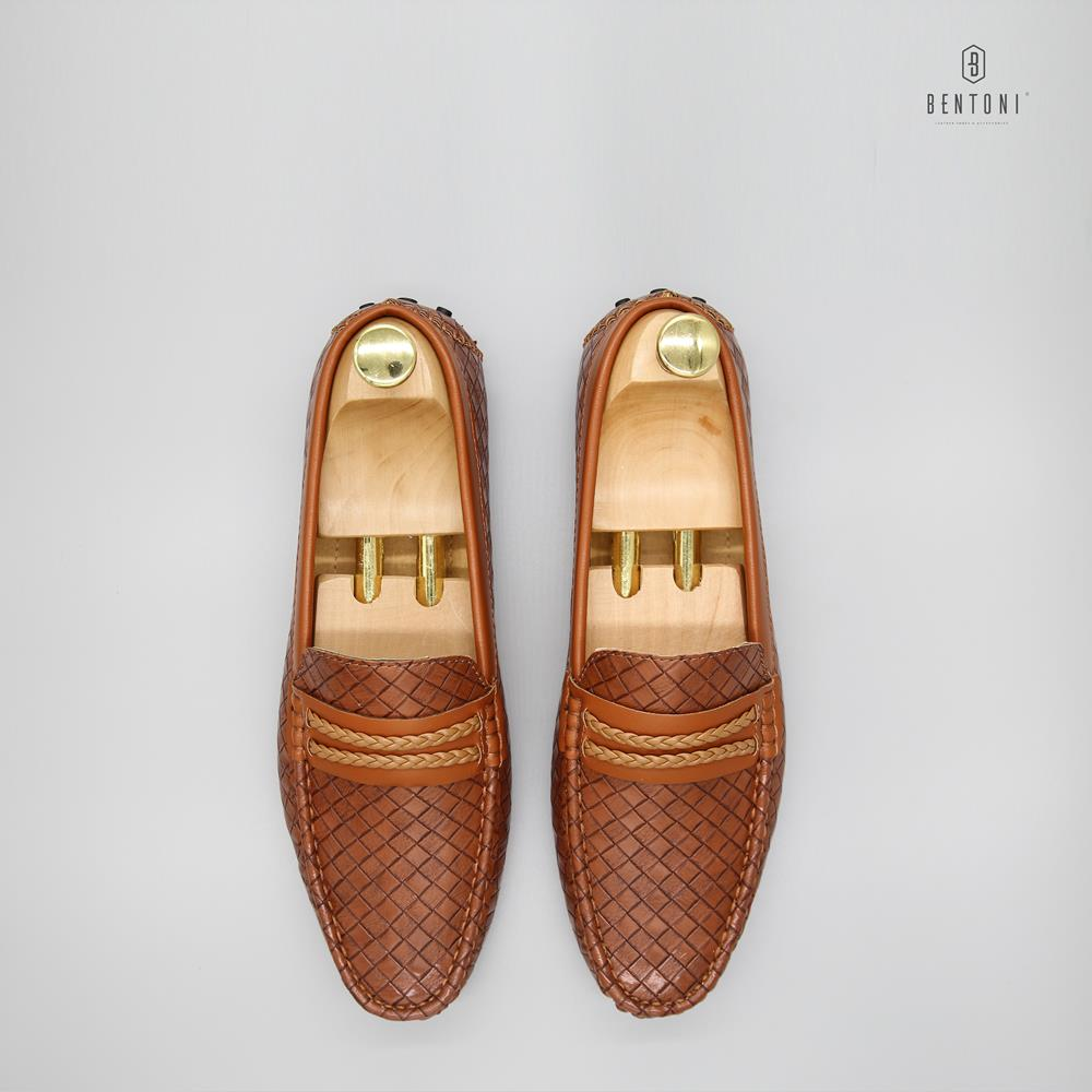 Giày Crosswise Loafer