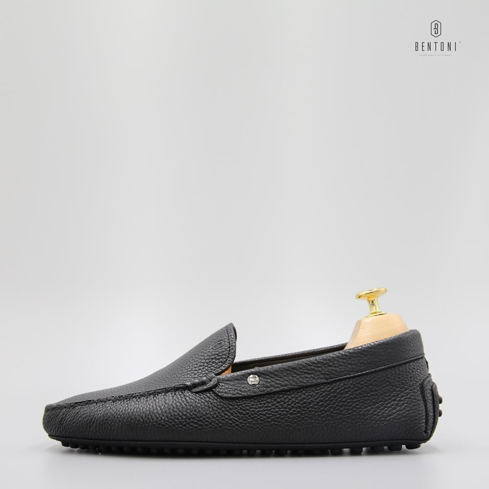 Leisure Loafer | Đen