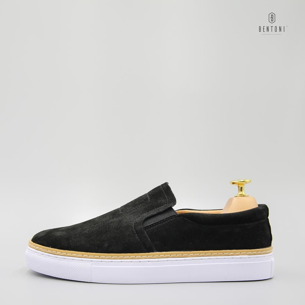 Suede Basic Slipon