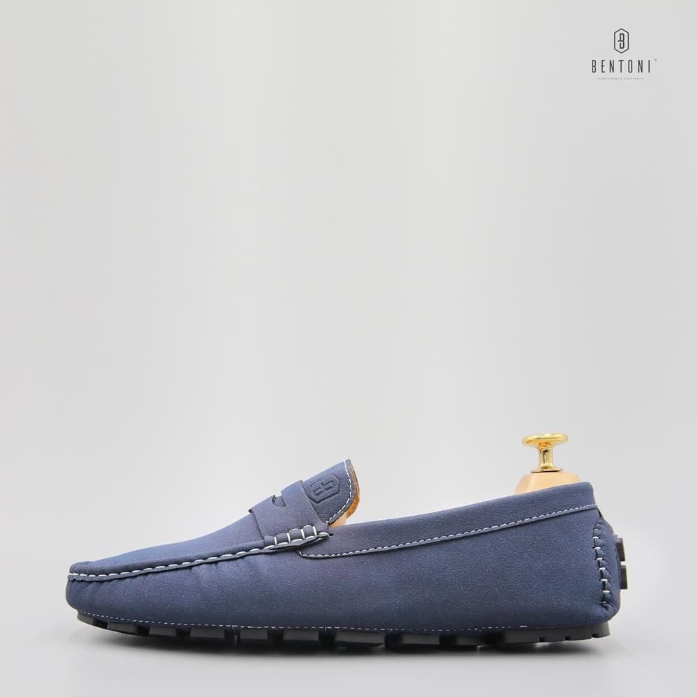 Flexy Penny Loafer - Xanh