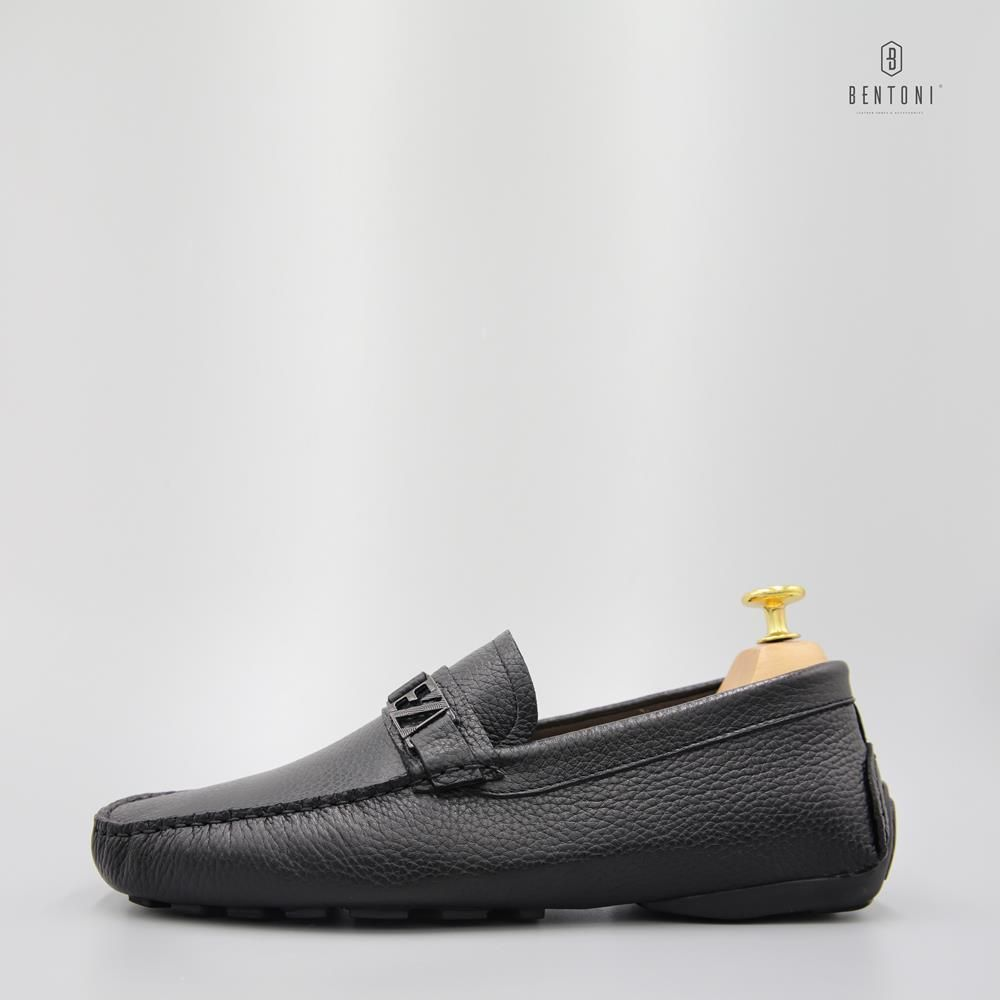Classic Loafer | Đen