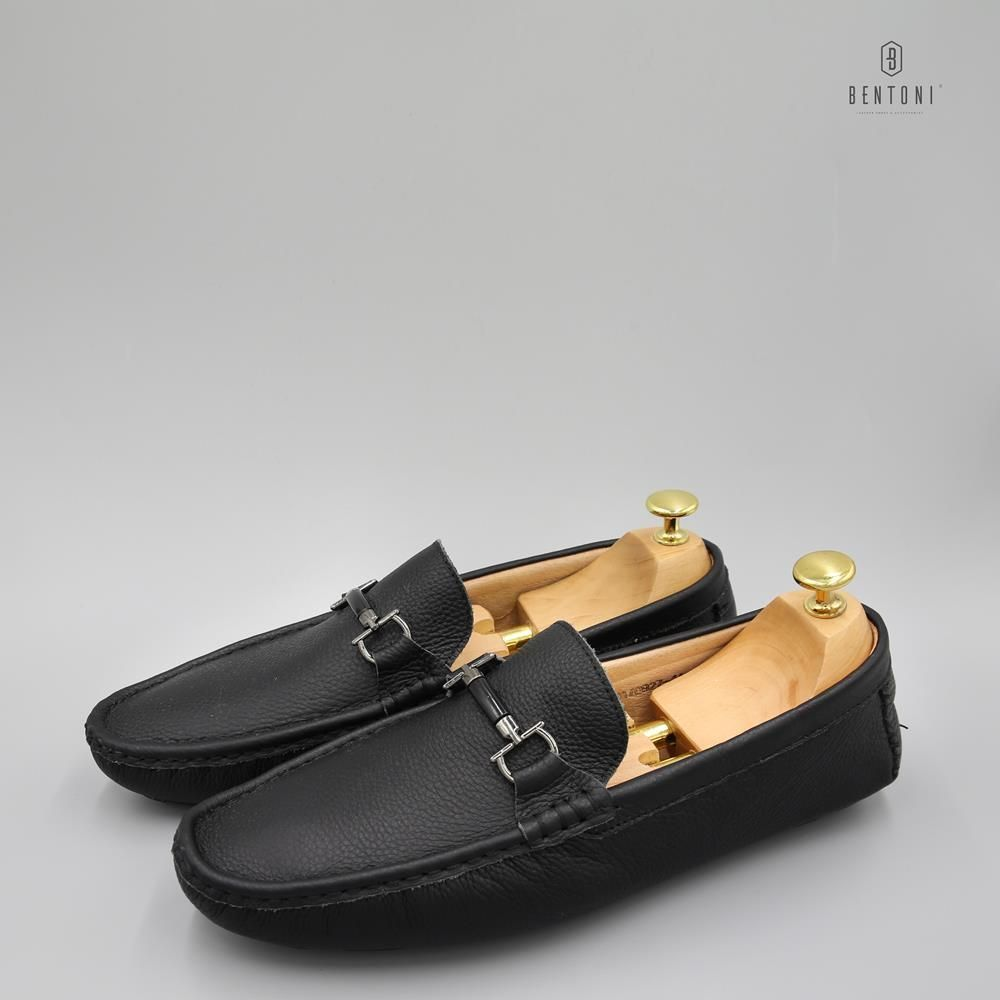 D-Horsebit Loafer | Đen - 41