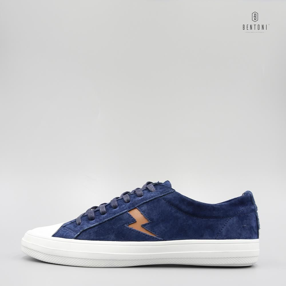 Thunder Suede Sneaker | Xanh - 38