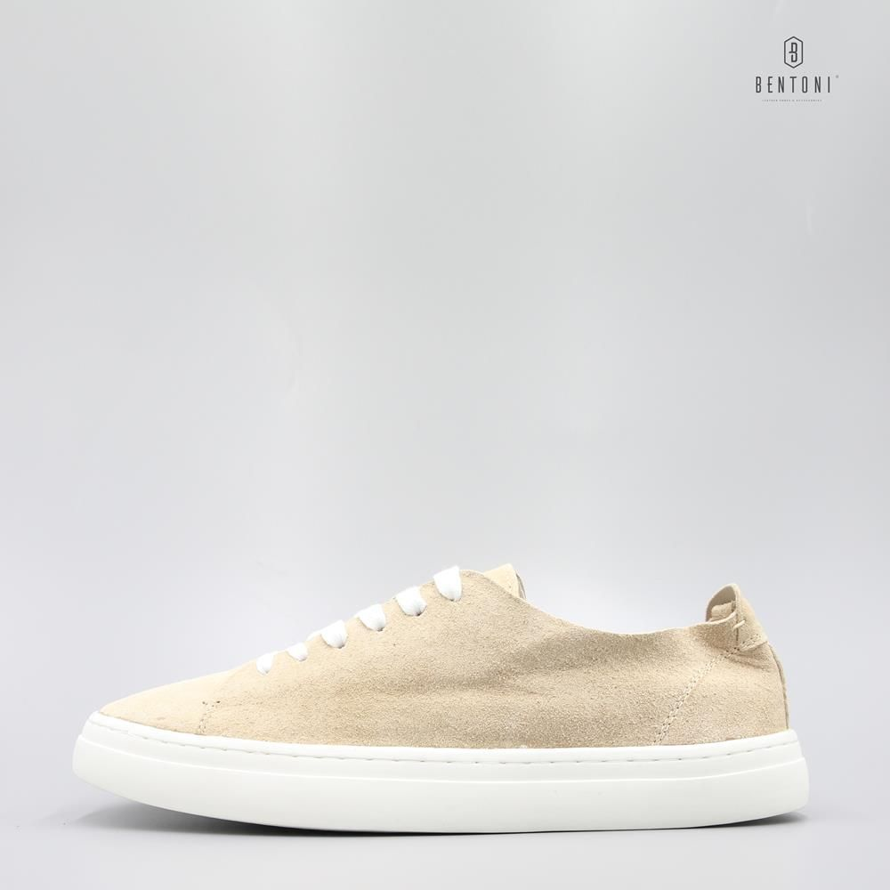 Basic Suede Sneaker - Be
