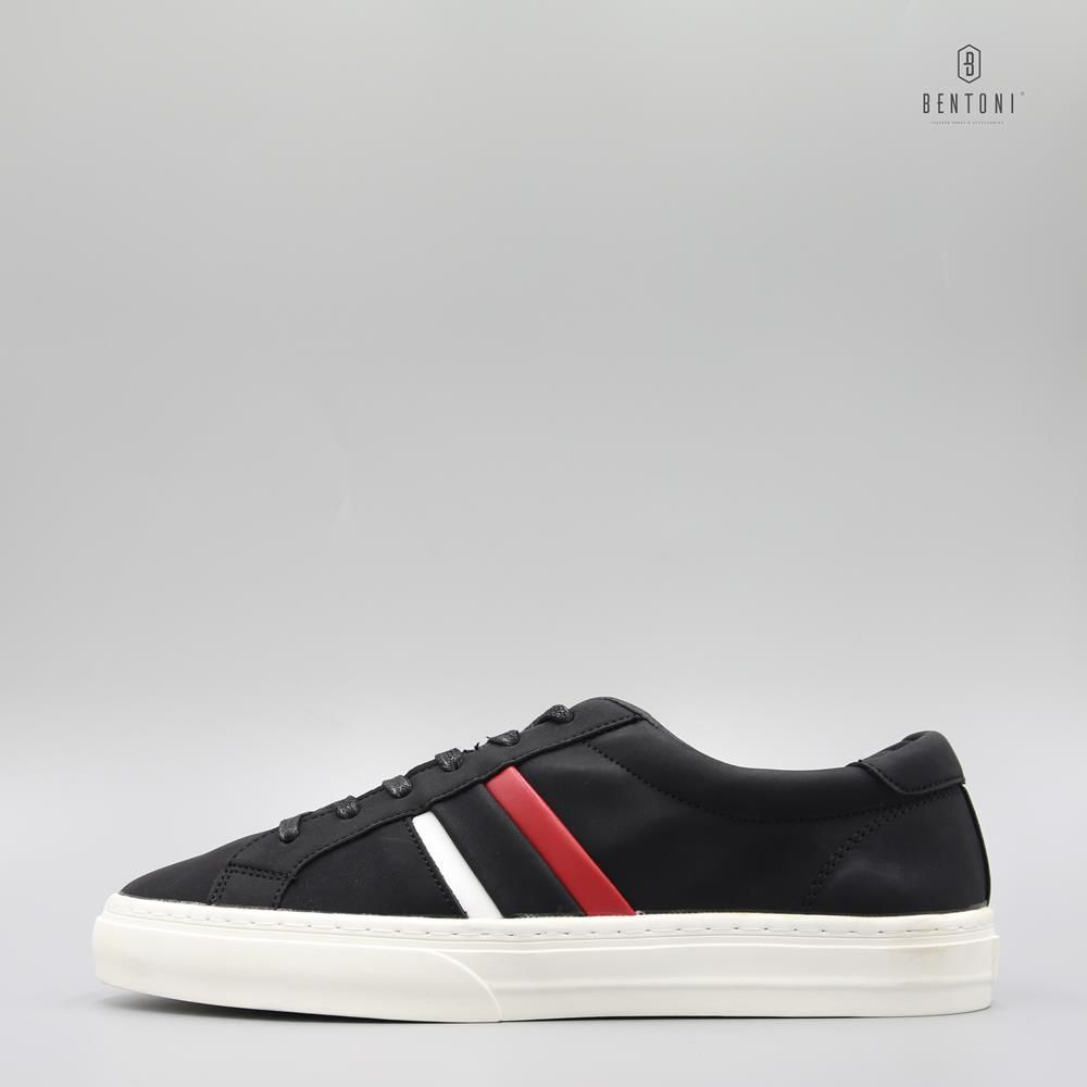 Triple Side Sneaker - Đen