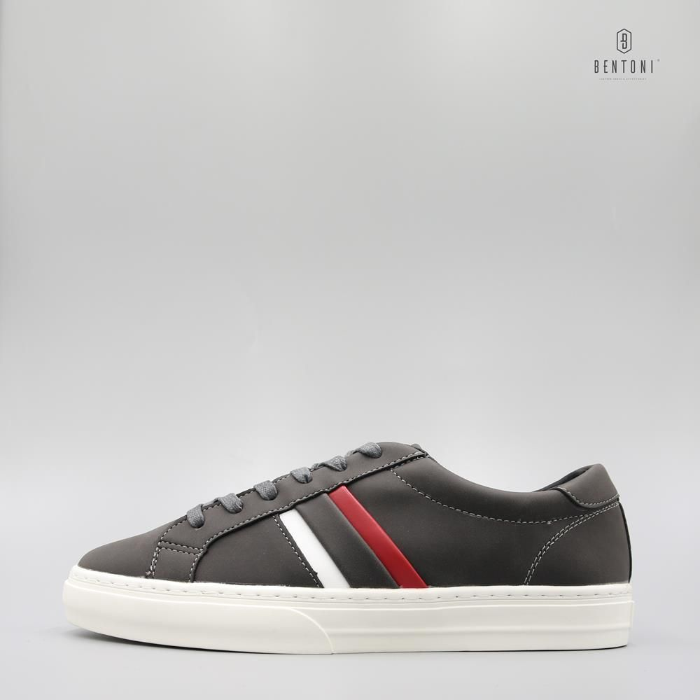 Triple Side Sneaker - Ghi